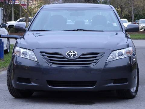 2008 Toyota Camry for sale at Deal Maker of Gainesville in Gainesville FL
