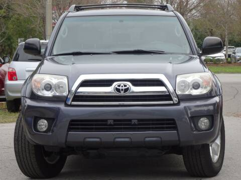 2006 Toyota 4Runner SR5 for sale at Deal Maker of Gainesville in Gainesville FL