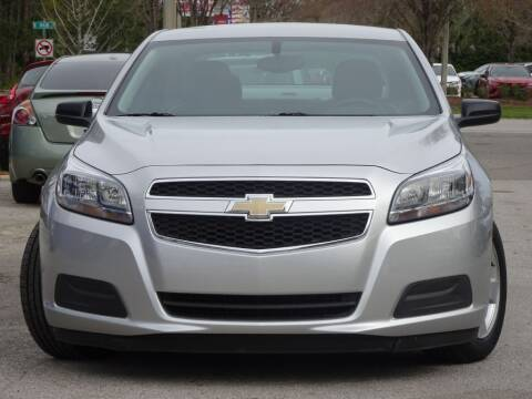 2013 Chevrolet Malibu LS for sale at Deal Maker of Gainesville in Gainesville FL