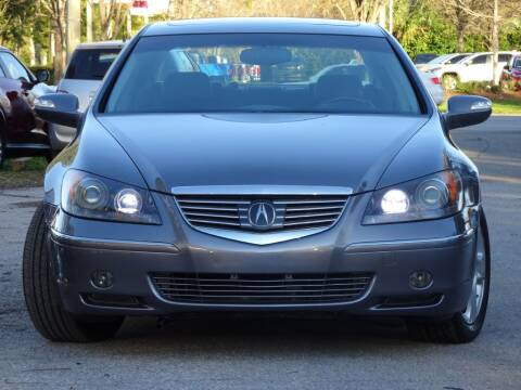2006 Acura RL for sale at Deal Maker of Gainesville in Gainesville FL
