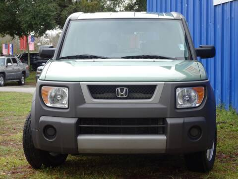 2004 Honda Element EX for sale at Deal Maker of Gainesville in Gainesville FL