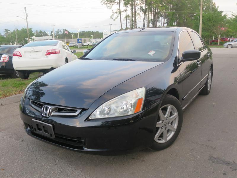 2003 Honda Accord for sale at Deal Maker of Gainesville in Gainesville FL