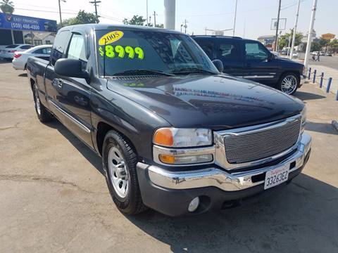 2005 GMC Sierra 1500 for sale in Fresno, CA