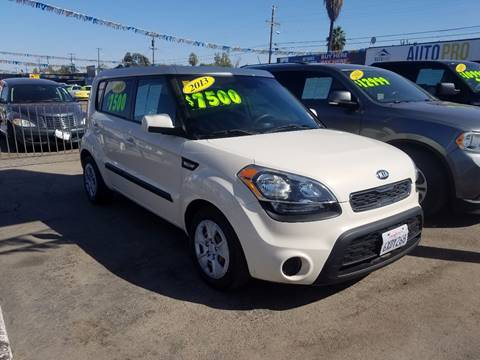 2013 Kia Soul for sale in Fresno, CA
