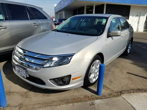 2010 Ford Fusion for sale in Fresno, CA