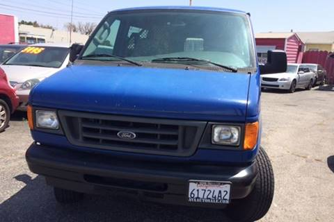 2005 Ford E-Series Cargo for sale in Bellflower, CA