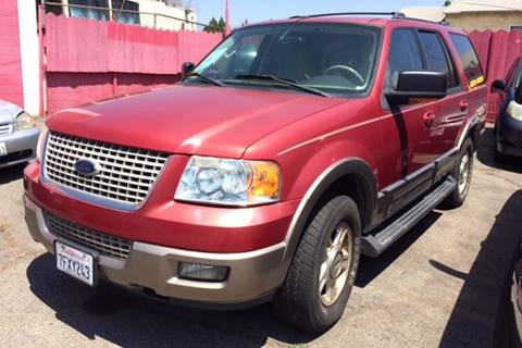 2003 Ford Expedition for sale in Bellflower, CA