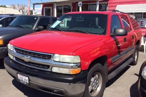2002 Chevrolet Suburban for sale in Bellflower, CA