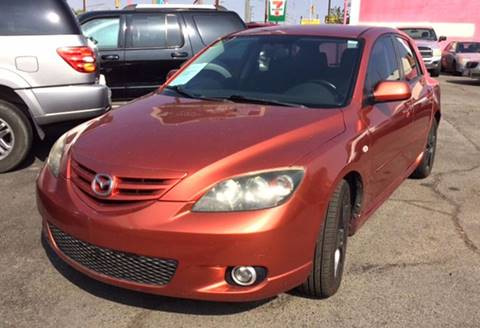 2005 Mazda MAZDA3 for sale in Bellflower, CA