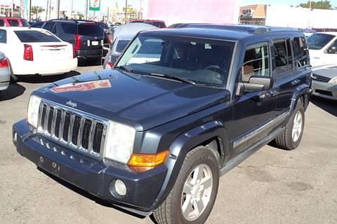 2008 Jeep Commander for sale in Bellflower, CA
