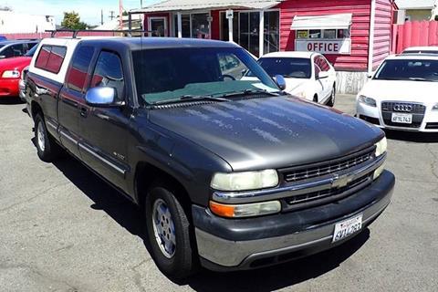 2002 Chevrolet Silverado 1500 for sale in Bellflower, CA