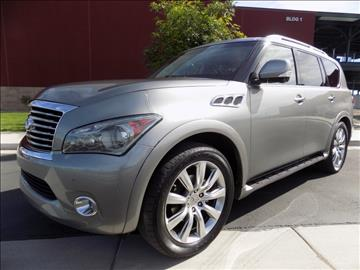2012 Infiniti QX56 for sale in Tempe, AZ