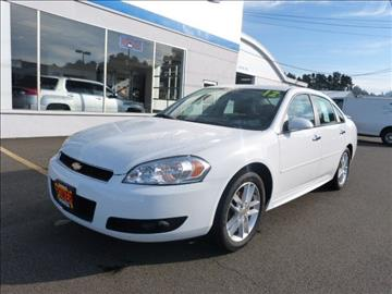 2012 Chevrolet Impala for sale in Newport, OR