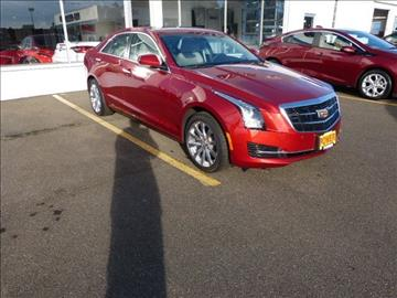 2017 Cadillac ATS for sale in Newport, OR