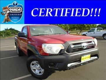 2012 Toyota Tacoma for sale in Kihei, HI