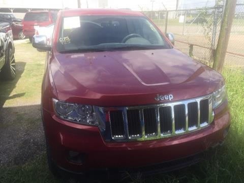 2011 Jeep Grand Cherokee for sale at DUNBAR'S  AUTO/ALL CREDIT $599 DOWN in Houston TX