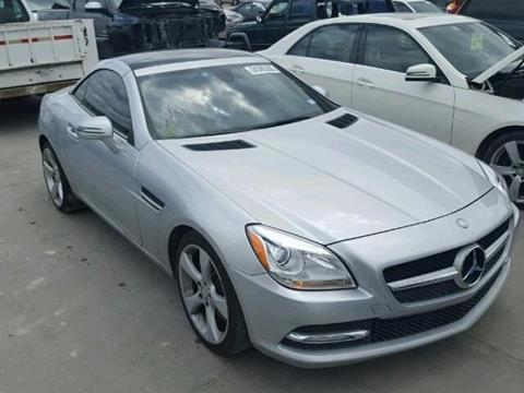 2012 Mercedes-Benz SLK for sale in Houston, TX