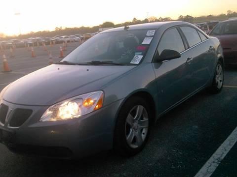 2009 Pontiac G6 for sale in Houston, TX