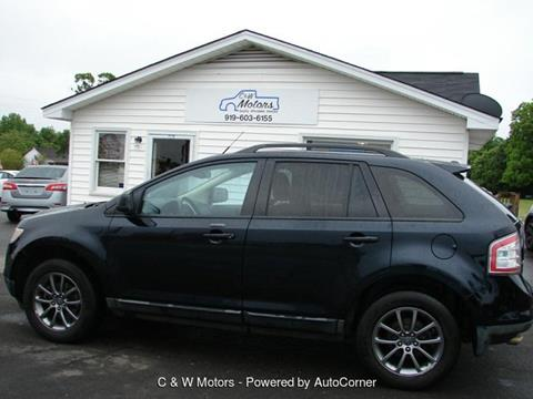 2009 Ford Edge for sale in Oxford NC