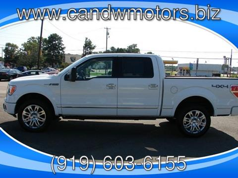2009 Ford F-150 for sale in Oxford NC