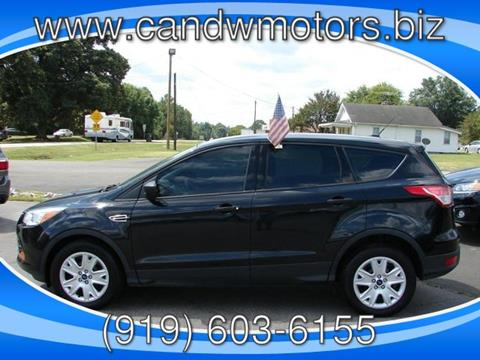 2014 Ford Escape for sale in Oxford NC