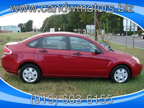 2011 Ford Focus for sale in Oxford NC