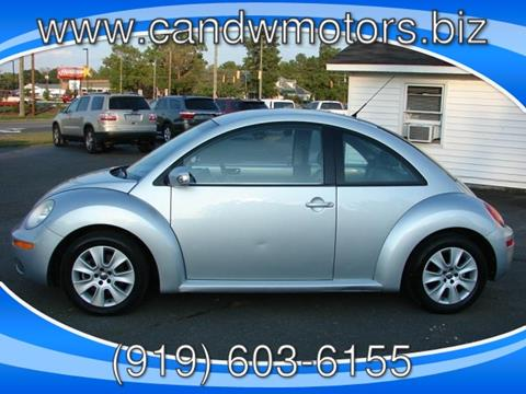 2008 Volkswagen New Beetle for sale in Oxford NC