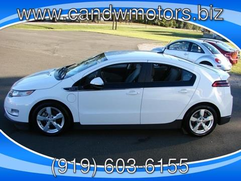 2014 Chevrolet Volt for sale in Oxford, NC