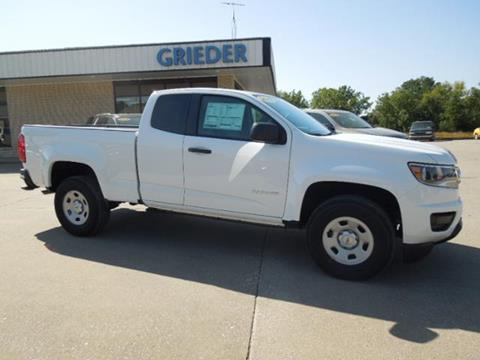 2018 Chevrolet Colorado for sale in Belle Plaine, IA