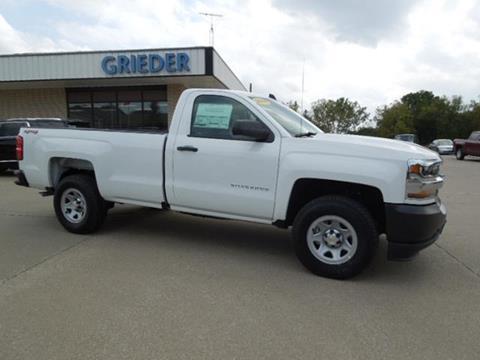 2018 Chevrolet Silverado 1500 for sale in Belle Plaine, IA