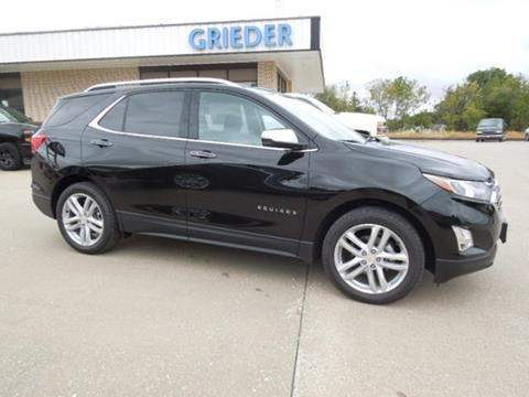2018 Chevrolet Equinox for sale in Belle Plaine, IA