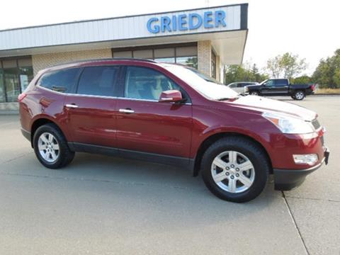 2011 Chevrolet Traverse for sale in Belle Plaine, IA