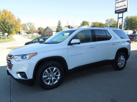 2018 Chevrolet Traverse for sale in Belle Plaine, IA