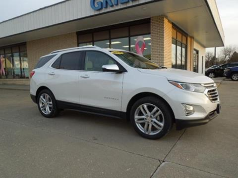 chevrolet equinox for sale in belle plaine, ia
