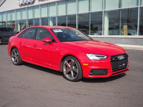 2018 Audi S4 for sale in Stratham, NH
