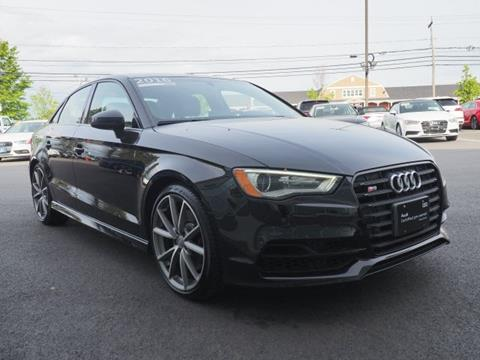 2016 Audi S3 for sale in Stratham, NH