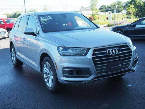 2018 Audi Q7 for sale in Stratham, NH