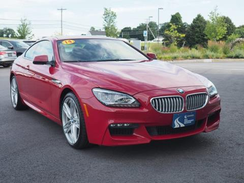 2014 BMW 6 Series for sale in Stratham, NH