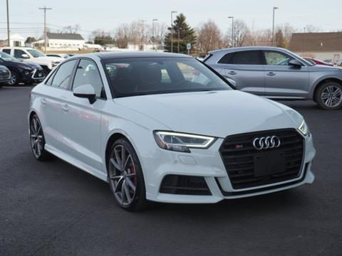 2018 Audi S3 for sale in Stratham, NH