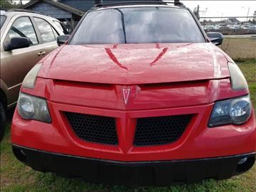 2002 Pontiac Aztek for sale in Ayden, NC