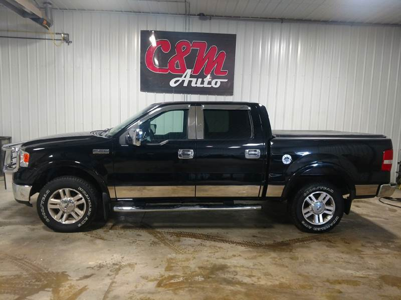 2007 Ford F-150 for sale at C&M Auto in Worthing SD