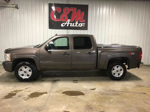2007 Chevrolet Silverado 1500 for sale at C&M Auto in Worthing SD