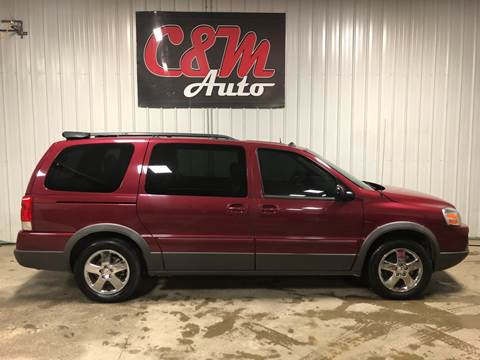 2005 Pontiac Montana SV6 for sale in Worthing, SD