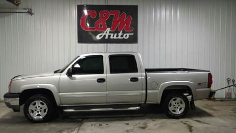 2005 Chevrolet Silverado 1500 for sale in Worthing, SD