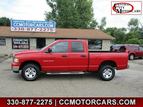 2003 Dodge Ram Pickup 1500 for sale in Hartville, OH