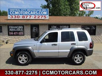 2006 Jeep Liberty for sale in Hartville, OH