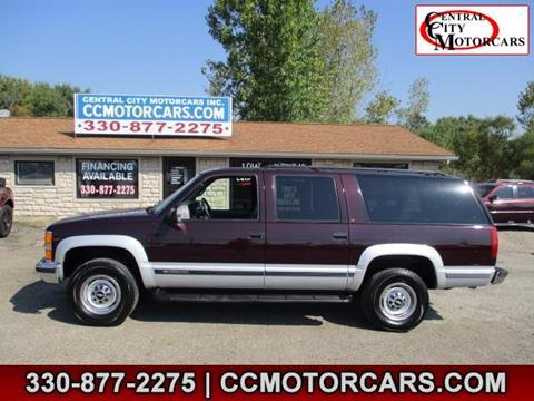 1997 Chevrolet Suburban for sale in Hartville, OH