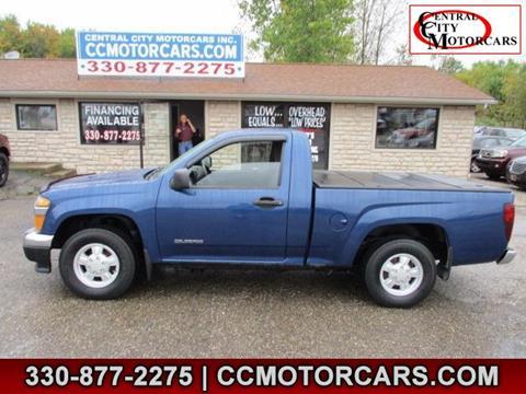 2005 Chevrolet Colorado for sale in Hartville, OH