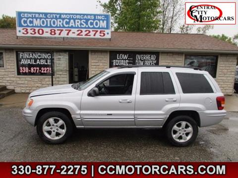 2004 Jeep Grand Cherokee for sale in Hartville, OH