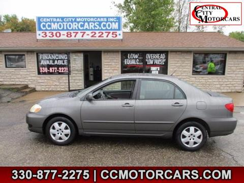 2007 Toyota Corolla for sale in Hartville, OH